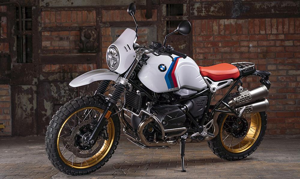 BMW Motorrad presentó cinco nuevos modelos de la BMW R nineT
