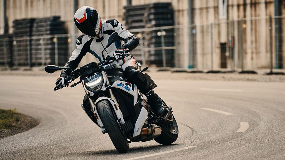 BMW Motorrad presentó la nueva S 1000 R