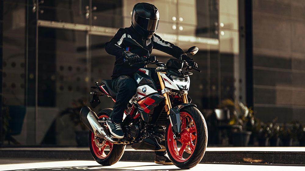 BMW Motorrad presenta la nueva BMW G 310 R