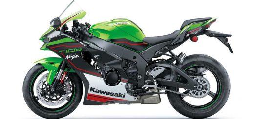 Kawasaki presentó sus ZX-10R y ZX-10RR