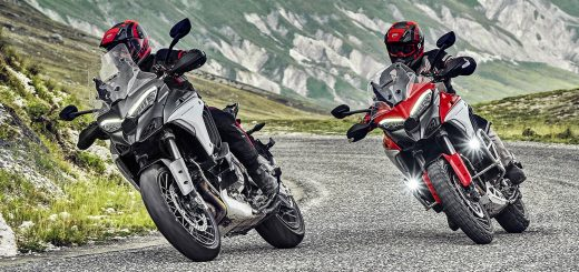 La Ducati Multistrada V4 llegará a la Argentina el primer semestre de 2021