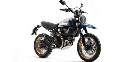 Ducati presentó sus nuevas XDiavel y Scrambler para 2021