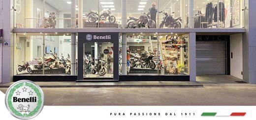 Benelli abre tres nuevos locales