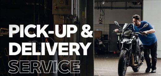 BMW Motorrad Argentina extiende hasta fin de año su programa Pick-up & Delivery Service