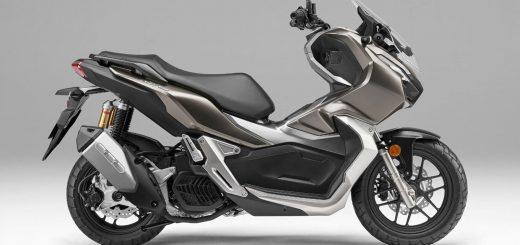 Nuevo Honda ADV 150, el primer scooter off-road ya está en Brasil
