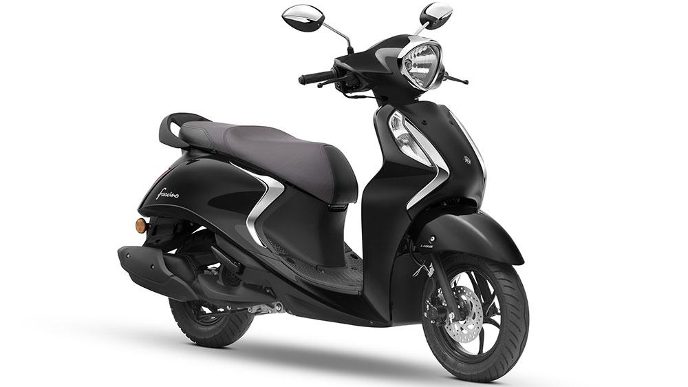 Yamaha lanza en Argentina su nuevo Scooter Fascino 125 FI a $ 283.000