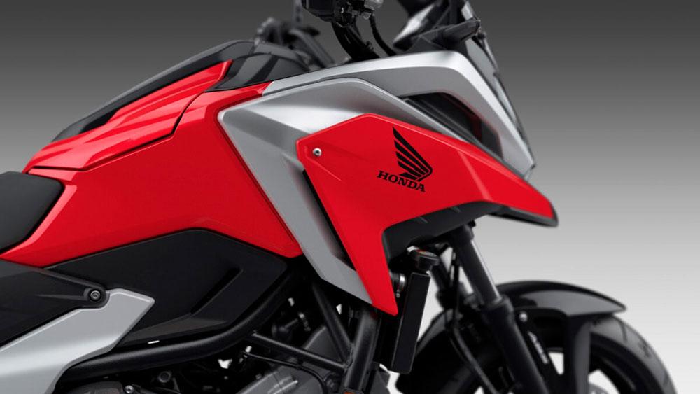 Honda reveló la nueva NC750X 2021