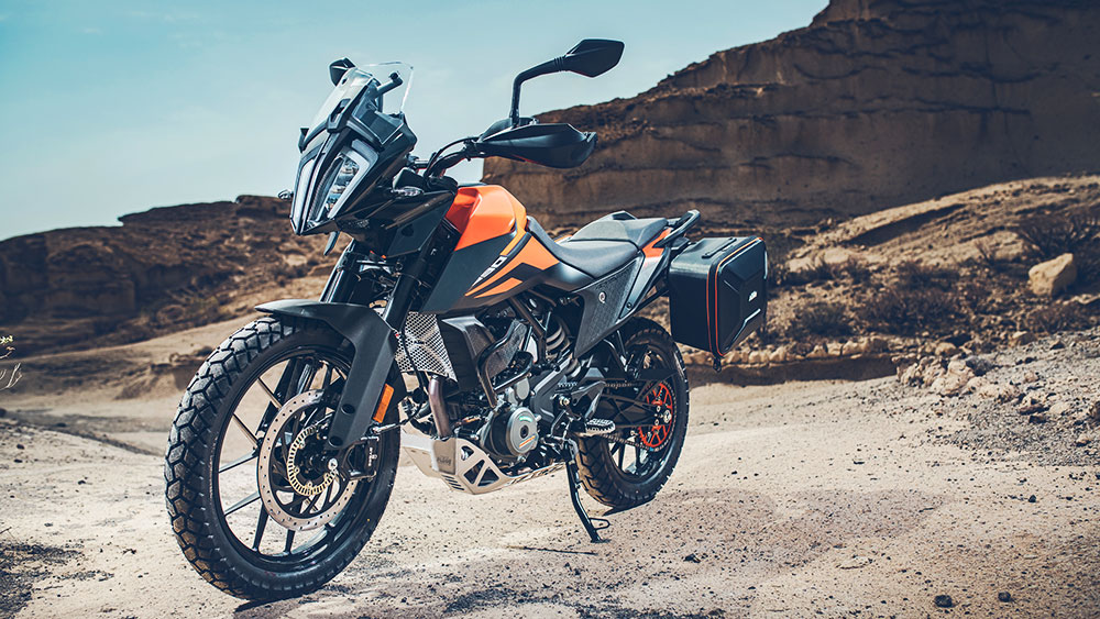 Lanzamiento de la KTM 390 ADVENTURE (made in Argentina) desde u$s 11.300