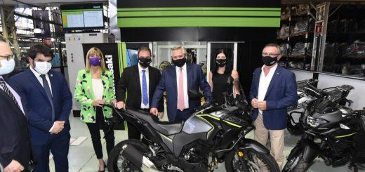 Kawasaki producirá motos en Argentina por primera vez en su historia