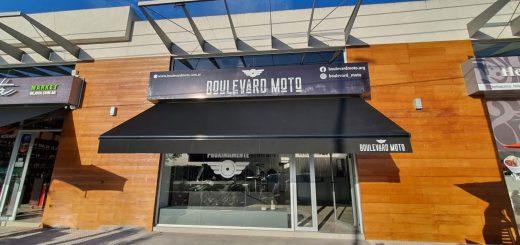 Boulevard Moto abrió la primera tienda de indumentaria para motociclistas en Canning