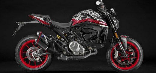 Presentación mundial de la nueva Ducati Monster