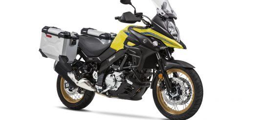 Suzuki reveló la nueva V-Strom 650 XT Adventure