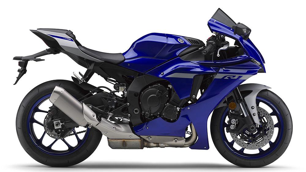 Restyling para la Yamaha YZF-R1 ya disponible en Argentina desde USD 39.600