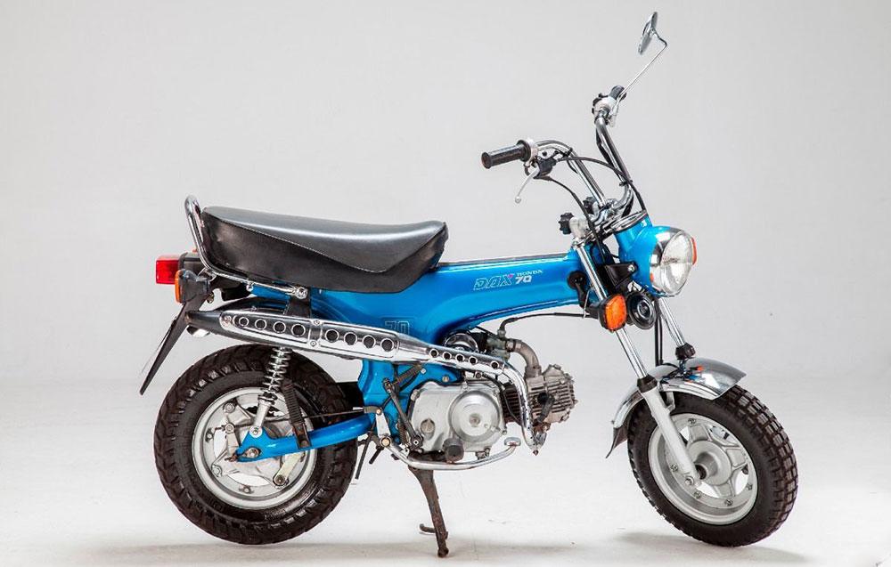 Vuelve la Honda DAX