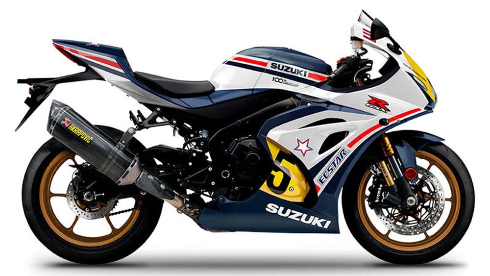 Nueva Suzuki GSX-R1000R Legend Edition