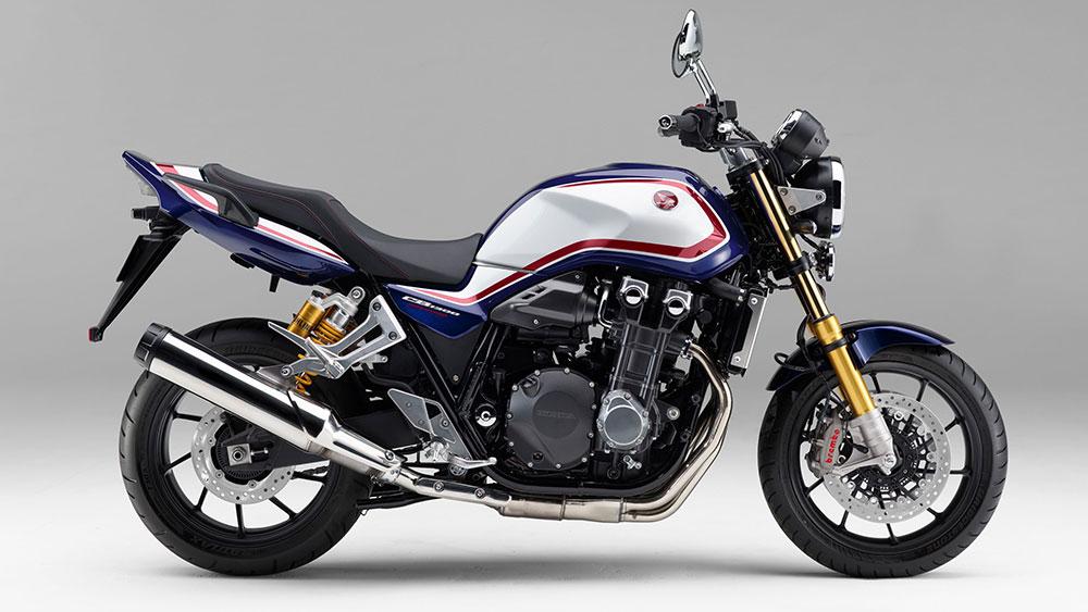 Honda anunció el próximo lanzamiento de las nuevas CB1300