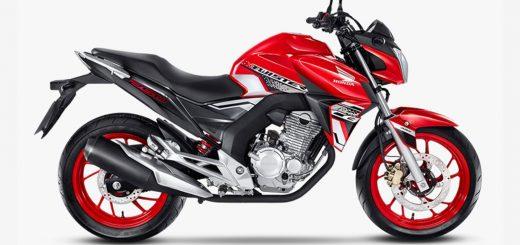 La Honda CB 250F Twister 2021 se actualiza en Brasil