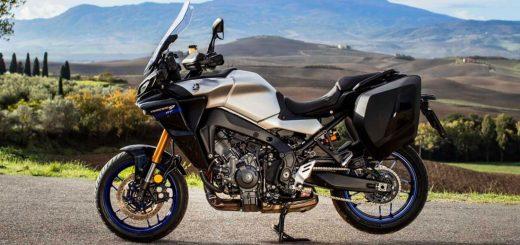 Yamaha Tracer 9 y Tracer 9 GT 2021: una japonesa que se renueva